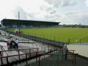 We are live blogging from O'Moore Park tonight