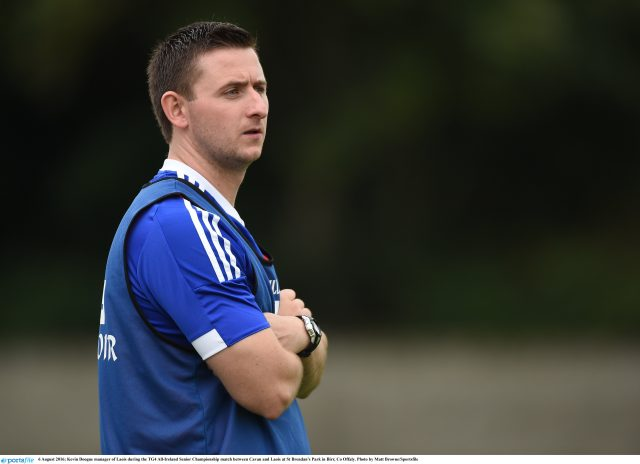 Laois Ladies manager Kevin Doogue is set to take down Westmeath