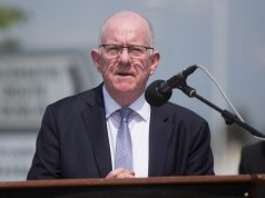 Minister for Foreign Affairs and Trade Charlie Flanagan says new legislation will help the elderly in Laois