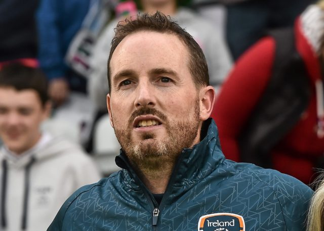 Ger Dunne's Portlaoise AFC need a favour from Ballyfermot tonight