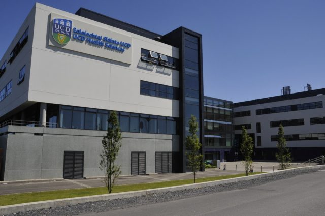 UCD is one of the universities which Laois students attend