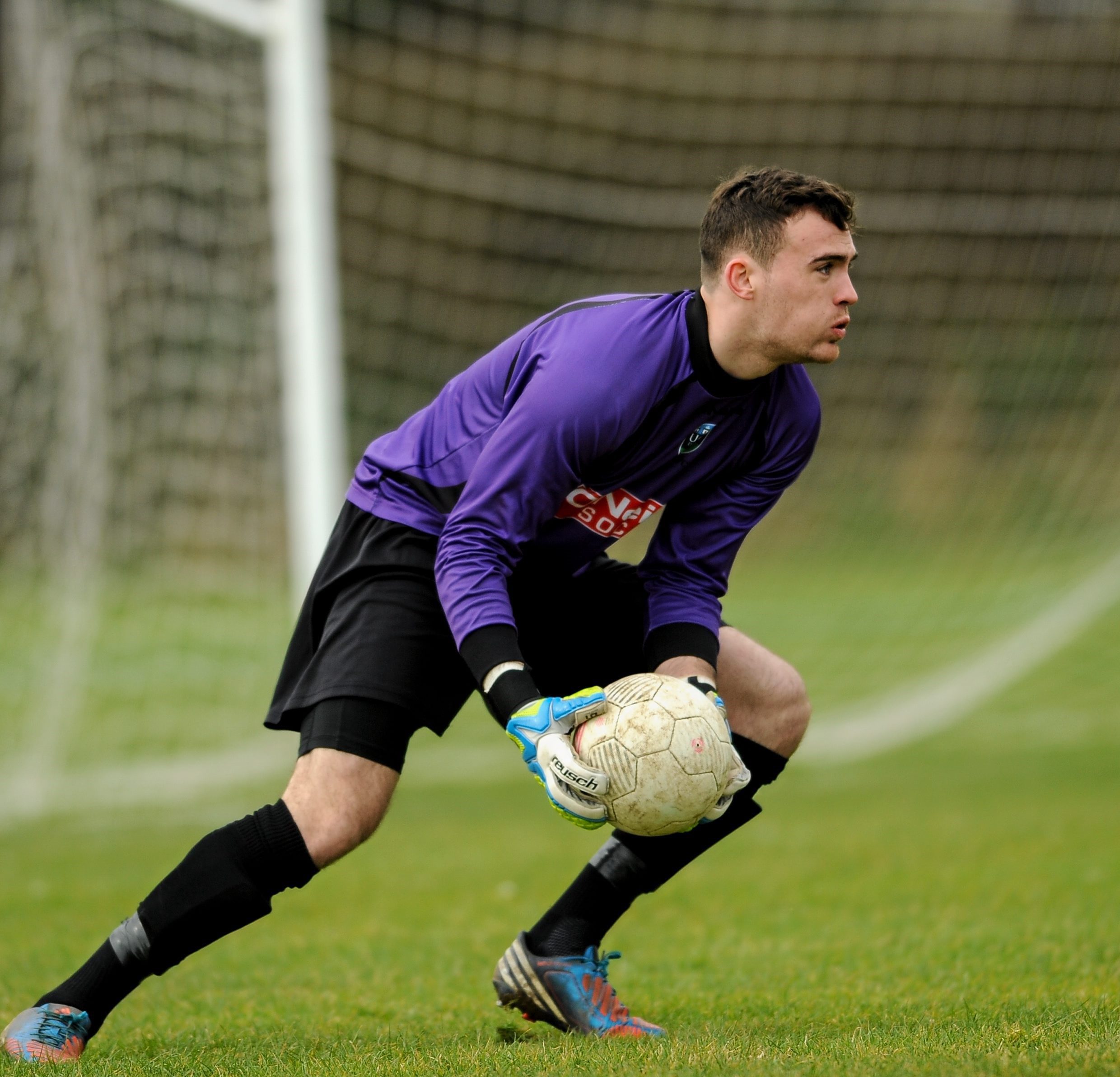 Goalkeeper Niall Corbet expecting a tough year with UCD