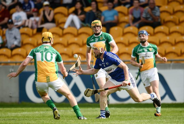 Cahir Healy returns as Laois look to get back to winning ways