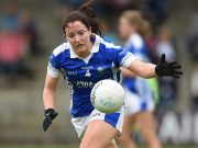 Martha Kirwan was rock solid as the back as Laois recorded their second league win