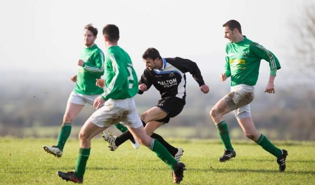 It's been a brilliant season for Raheen but they aren't finished yet