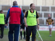 Camross manager Arien Delaney is back for a fifth year in charge