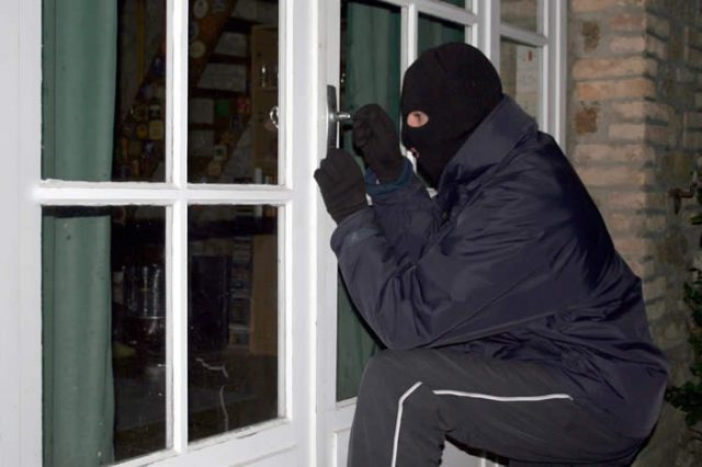 Gardai are appealing for information following the robbery at a house in Portlaoise