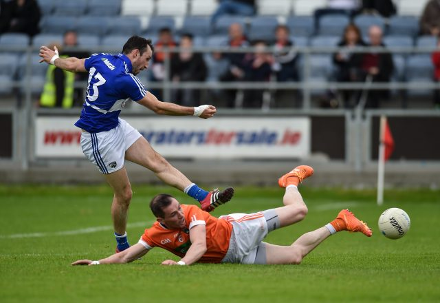 Conor Meredith's wonder goal proved the difference the last time the sides met