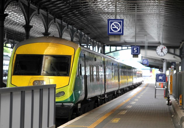 Irish Rail: Ireland rail travel information - Iarnrd ireann