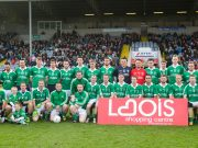 Stradbally who defeated Portlaoise in the SFC final at O'Moore Park. Picture: Alf Harvey/HRPhoto.ie