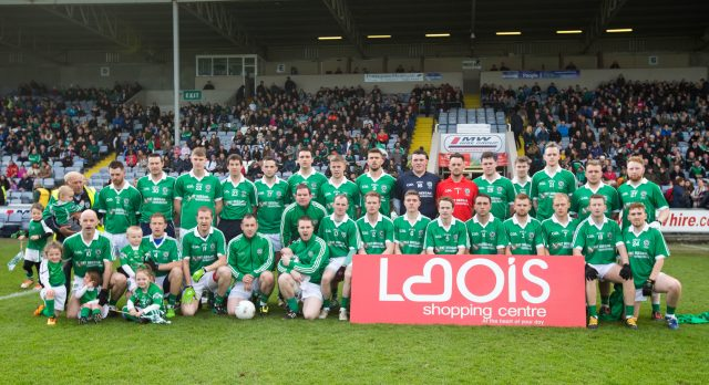 Stradbally who defeated Portlaoise in the SFC final - they sit high up in our rankings