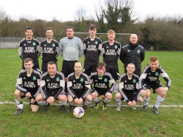 Stradbally Town kept their chances of survival in the CCFL Division 1 alive with a draw this morning