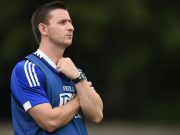 Kevin Doogue manager of Laois ladies aiming to continue winning run