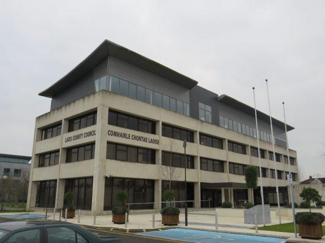 Laois County Council headquarters