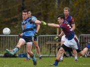 Eoin Lowry's UCD will look to make it back to back titles tomorrow