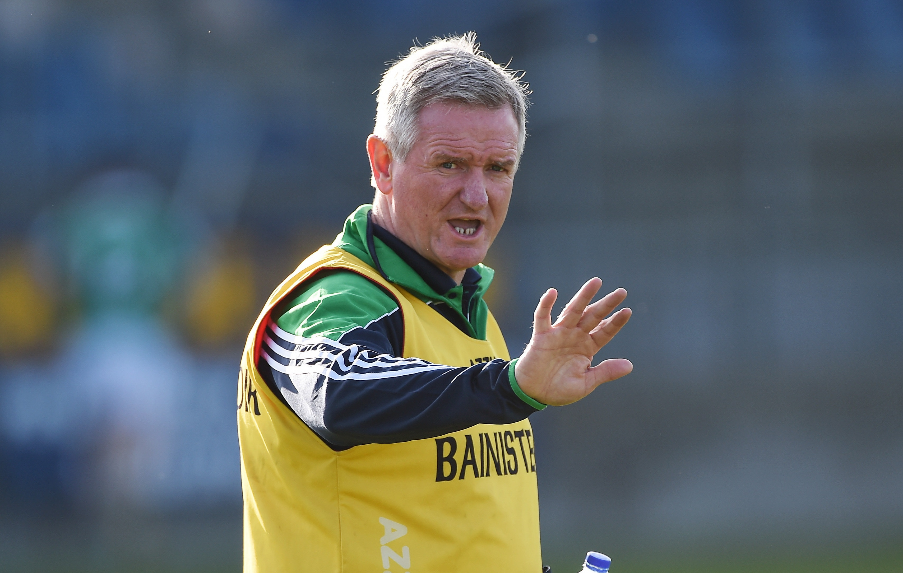 Stradbally manager Martin Murphy's side beat O'Dempsey's last night