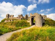 Laois got the lowest amount of funding from Tourism board