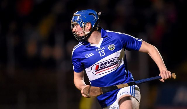 Stephen Maher is one of the Laois injury concerns ahead of the weekend