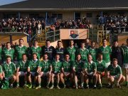 Stradbally will be looking to add further silverware down south this weekend