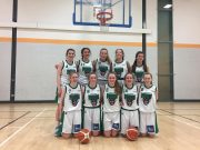 The Portlaoise girls team who had a great win in Dublin