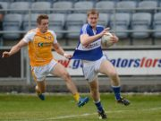 Donie Kingston will be hoping for better luck against Antrim this time