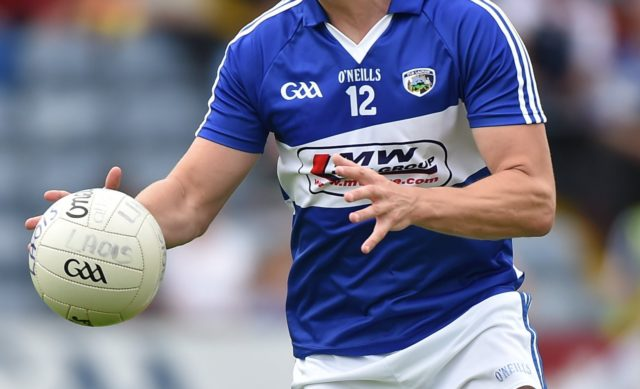 Colm Begley is named to start Laois' crunch Division 3 game against Offaly