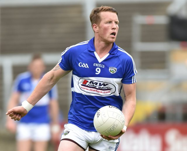 Laois took on Longford in O'Moore Park tonight