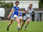 Aine Haberlin will be hoping to lead Trinity College to glory this weekend