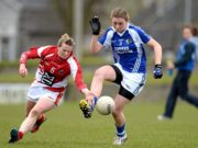 Ciara Burke was immense for Laois today against Tyrone