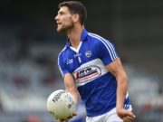 Brendan Quigley's return from injury will be a big boost to the Laois footballers