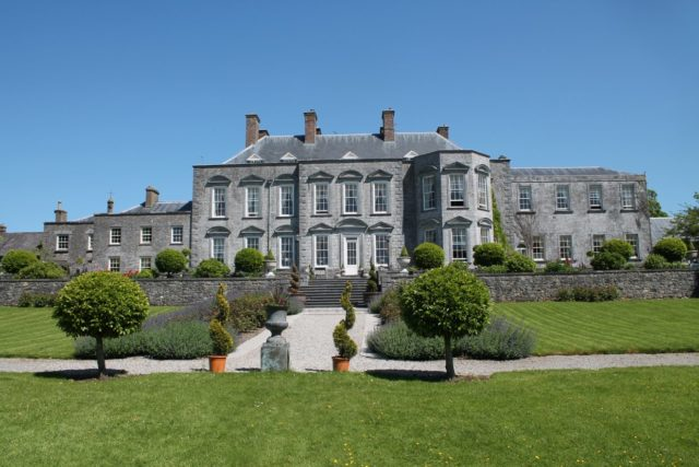 In her column this week, Alison Dunne gets a tour of Castle Durrow which is a trip down memory lane