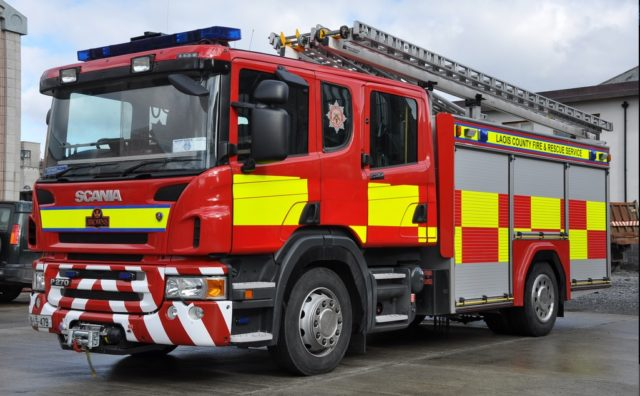 Two people have been confirmed as dead after a house fire over night