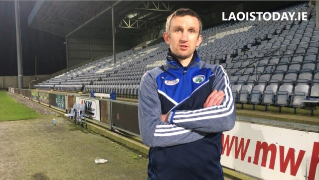 Laois U-21 football manager Gary Kavanagh spoke to LaoisToday following his side's win over Louth on Wednesday night