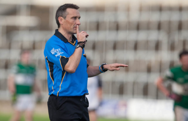 Referee Maurice Deegan will be heading to Australia next month to referee the International Rules