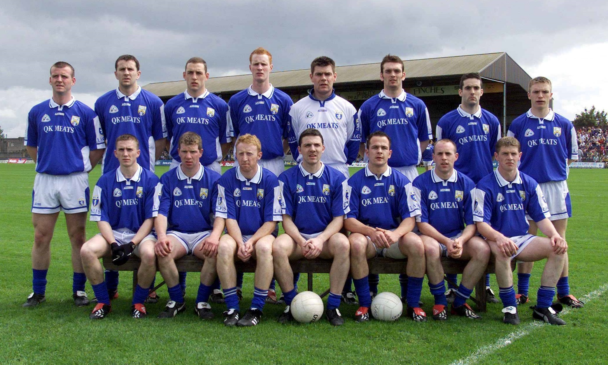 test your memory our laois and offaly football quiz laois today the laois team before the game in 2003 try your luck in our quiz