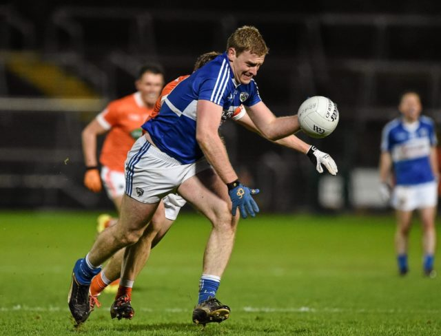 Donie Kingston has emerged as an injry doubt for Laois's Leinster championship clash with Longford