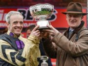 Ruby Walsh and Willie Mullins had a brilliant day at Cheltenham yesterday