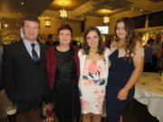 The glitz and glam were on display in Castletown on Thursday night