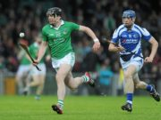 Declan Hannon in action for Limerick in 2012 against Stephen 'Picky' Maher. Maher is injured for tonight's game while Hannon lines out at centre-back for Limerick