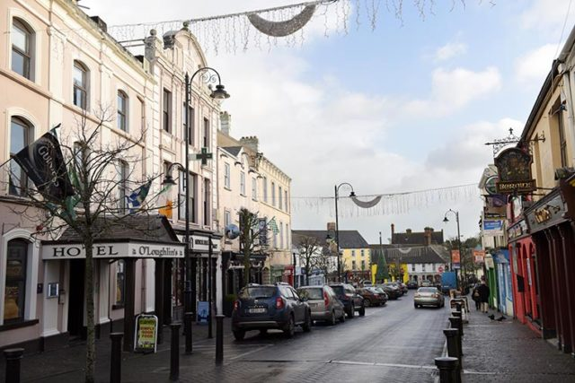 Portlaoise Town Centre is set to undergo a revamp