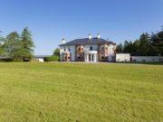 The residence at Tulach Nore, Pike of Rushall, which formed part of a 255-acre farm offered for sale in Laois in 2016