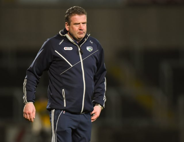 Eamonn Kelly will be back as Laois hurling manager for another year