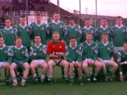 The Stradbally Parish Gaels U-17 team who won the championship final against Portlaoise