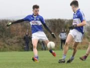 Alan Kinsella will once again captain the Laois minors in their crunch clash with Meath