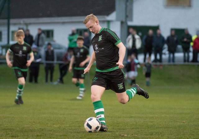 Portlaoise AFC are now just one win away from claiming the title
