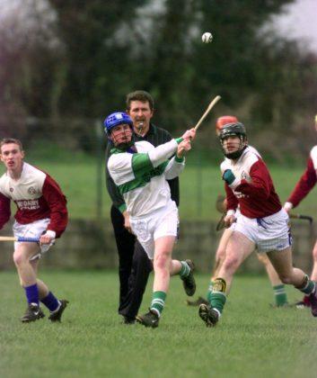 Brian Devanny in action