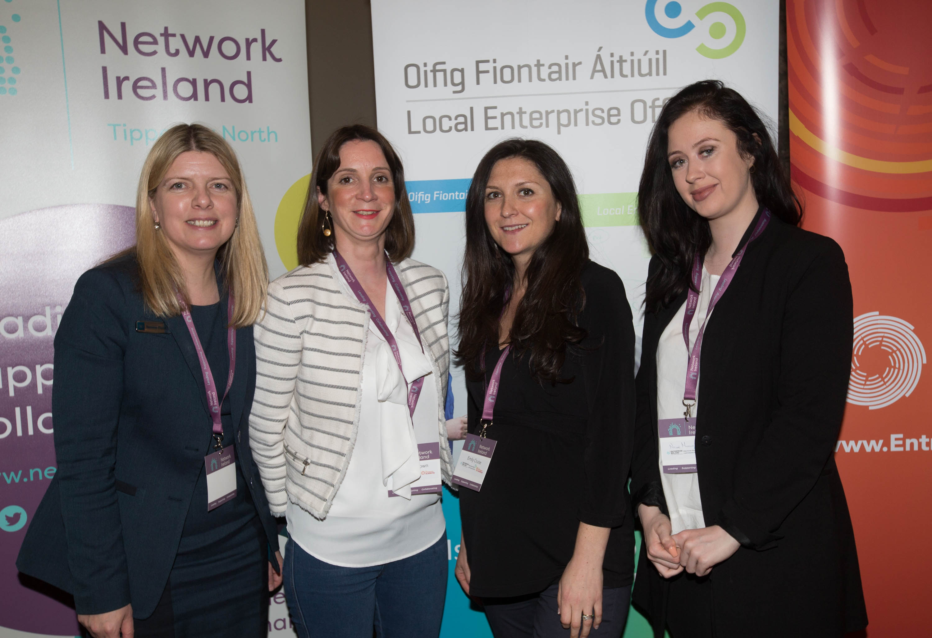 Laois Business Women And Entrepreneurs Take Steps To
