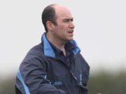 Laois minor football manager Noel Delaney