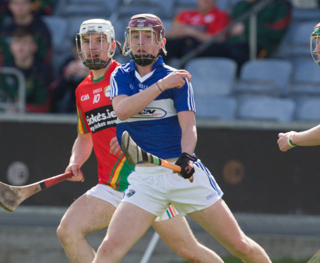 Laois minor hurler Ciarán Comerford has been named the Electric Ireland Minor Hurler of the Week