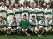 The Portlaoise U-17 hurling team who won the championship in 2000